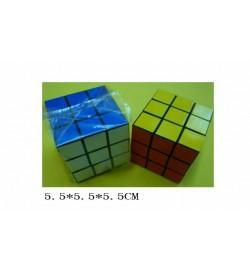 Кубик рубика 588-5.5 2цв.кул.5,5*5,5 ш.к./288/