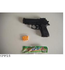 Пистолет 231-1 с пульками кул.20*11 ш.к.JH100527069PB/720/