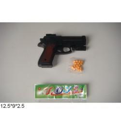 Пистолет 231-4 с пульками свет.кул.20*11 ш.к.JH100527072PB/720/