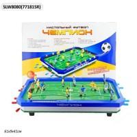 Футбол SLW8080 (6шт) батар., звук, в кор. 61*41*9см