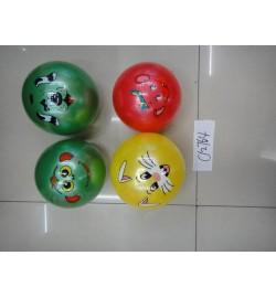 Мяч резиновый C12764 (600шт) ассорти, 15см 40г