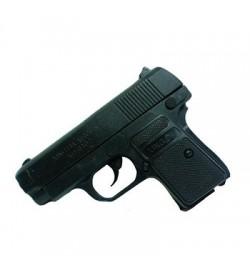 Пистолет ES882-328 (480шт) на пульках, 11,5см, в кульке, 11,5-9-2см