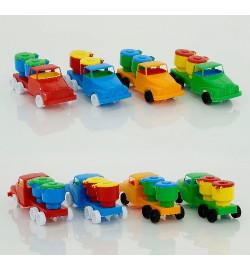 Машинка Денни мини молоковоз   №4,машинка