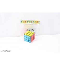 Кубик Рубика 583 (480шт) в пакете 5,5*5,5*5,5 см