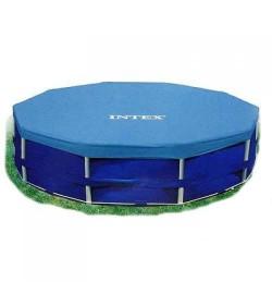 Тент 28030 (6шт) для круглых каркасных бассейнов, диаметр 305см, в кор-ке, 25,5-23-11см