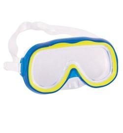Маска 22029 (24шт) для плавания, 3 цвета