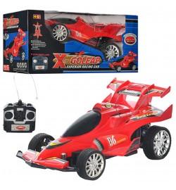 Машина 0909S-4F (72шт) р/у, гоночная, 19-8,5-10см, рез.колеса, на бат-ке, в кор-ке, 22,5-10,5-11,5с