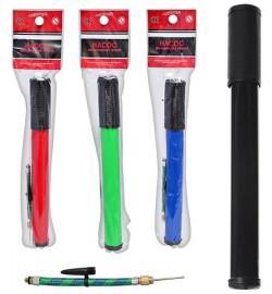 Насос MS 0117 (200шт) 12'' с эластичной трубкой ручной, 4 цвета
