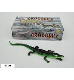Крокодил Гонконг H9702W резин.с пищалкой, 16