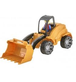Автомобиль  М4 навантажувач,машинка трактор 400*155*185 мм кол.в уп.20шт