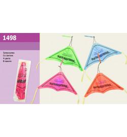 Запускалка 1498 (96шт/2) со светом, в пакете