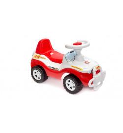 Машинка для катания ДЖИПИК красный, толокар 610x380x360 мм