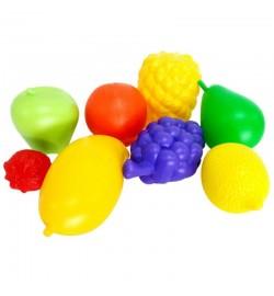 Набір фруктів 8 предмет., В сітці
