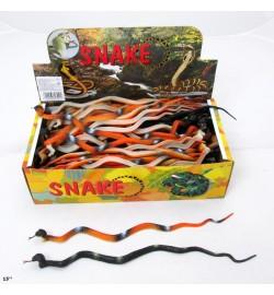 Змея Гонконг H803 резин., 15