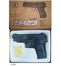 Пистолет CYMA ZM23 с пульками,метал.кор.ш.к.H120309508 /36/