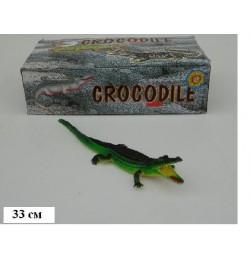 Крокодил Гонконг H38W резін.с пищалкой 13