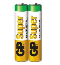 Батарейка  GP 24А-S2 Alkaline LR03, ААA, трей 40/1000  цена за 2шт мини