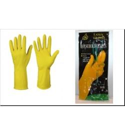 Перчатка резиновая для уборки