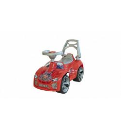 Машинка для катания Ламбо красный, толокар 700x280x450 мм