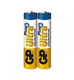 Батарейка.. GP 15AUP-S2 Ultra alkaline PLUS, трей 2/40/  цена за 2шт
