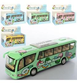 Модель автобус 7