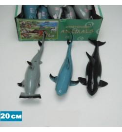 Морские животные Гонконг A026P тянучка 7,5-9