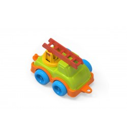 Машинка «Пожарная машина Мини 10.8х6.4х6.2 см ТехноК», арт.5231 кол в уп.25шт