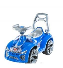 Машинка для катання ЛАМБО синяя толокар 700x280x450 мм