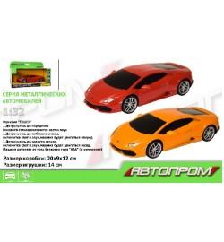 Машина метал-пластик 7605 (48шт/2)