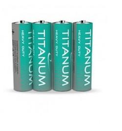 Батарейки Titanum P3, AAA, трей 4/40/1200 цена за 4 шт.