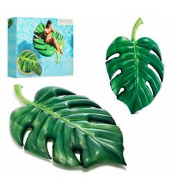 Матрас 58782 (4шт) Пальмовый лист, 213-142см, ремкомплект, в кор-ке, 30,5-27-8см