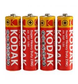 Батарейка Kodak  R6 AA трей 4/60, цена за 4 шт. цена за 4 шт пальчик