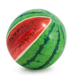 М'яч 58075 (12шт) пляжний, Кавун, 107см, ремкомплект, від 3 років, в кор-ке