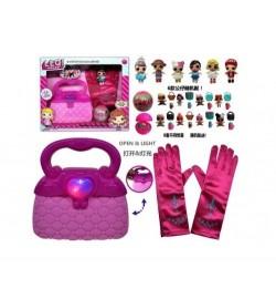 Герої TM863B LOL СЮРПРИЗ PLAY SET Сумка рукавички до 42 шт розмір 34.5 * 8 * 30