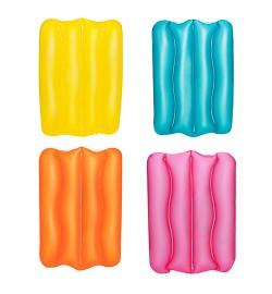 BW Подушка 52127 (36шт) для плавання, 4 кольори, 38-38см