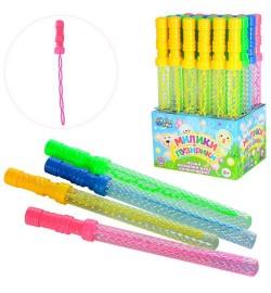 Мыльные пузыри 3810 (144шт) меч, 36см, 24шт(4 цвета) в дисплее, 23-15-36см