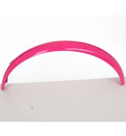 Крыло заднее 20д. RM-20P (1шт) сталь, розовое, длина 770 мм