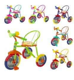 Велосипед трехколесный TILLY TRIKE T-317 6 цветов .кор.ш.к./6/