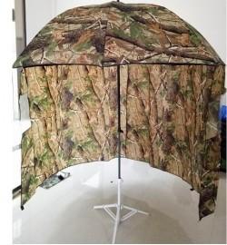Зонт для рыбака 2окна ПВХ