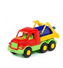 Автомобиль-коммунальная спецмашина