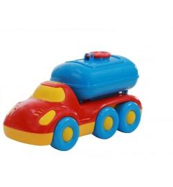 Автомобіль з цистерною