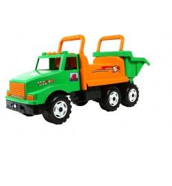 Машина-Каталка  зелена 810х285х385 мм толокар