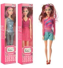 Кукла HS1807 (240шт) шарнирная, 29см, 3вида, в кор-ке, 31-7-4,5см