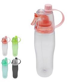 Пляшка-поїлка спортивна зі спреєм 800мл 29 * 6 см R83417 (100шт)