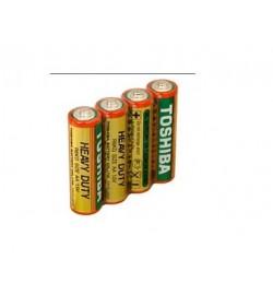 Батарейка Toshiba R3, KG, ААА, трей 2/40/400 мини