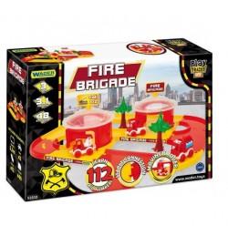 Play Tracks City - набір пожежна гараж
