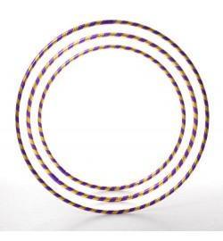 Обруч MS 2767 (30шт) набір, 3шт, діам 50/60 / 70см, мікс кольорів