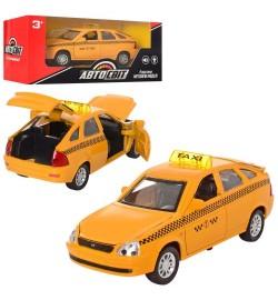 Машинка AS-2050 (24шт)  АвтоСвіт,металл, инер-я, 13см,  открыв.двери/капот,в кор-ке, 18-8-8см