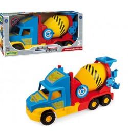 Super Truck бетонозмішувач малий машинка трейлер