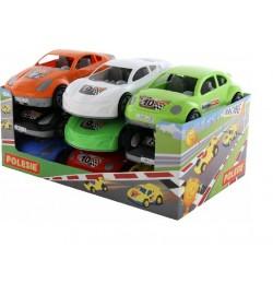 Автомобиль гоночный (дисплей №2) машинка цена за 1 шт 361х175х117 мм